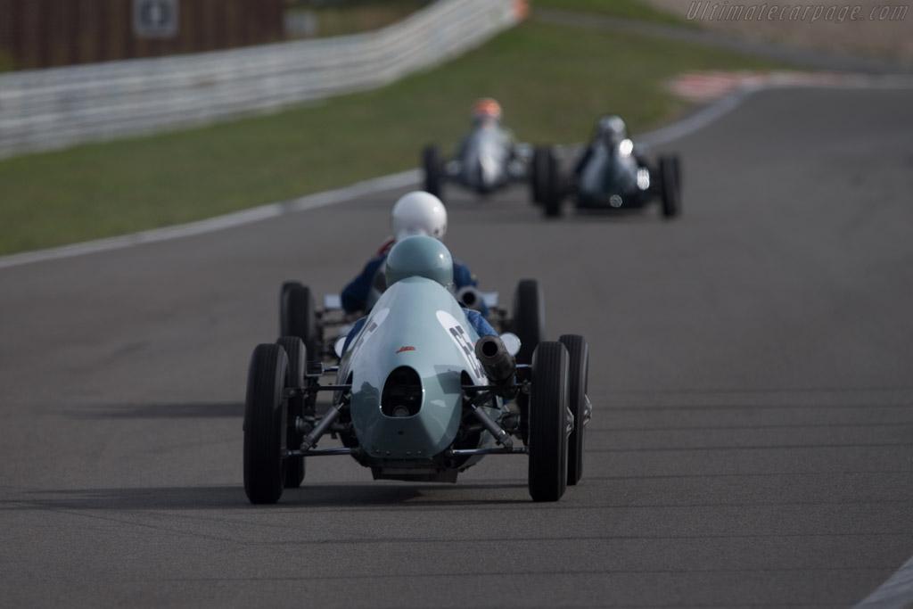Smith  - Driver: Richard de la Roche  - 2014 Historic Grand Prix Zandvoort