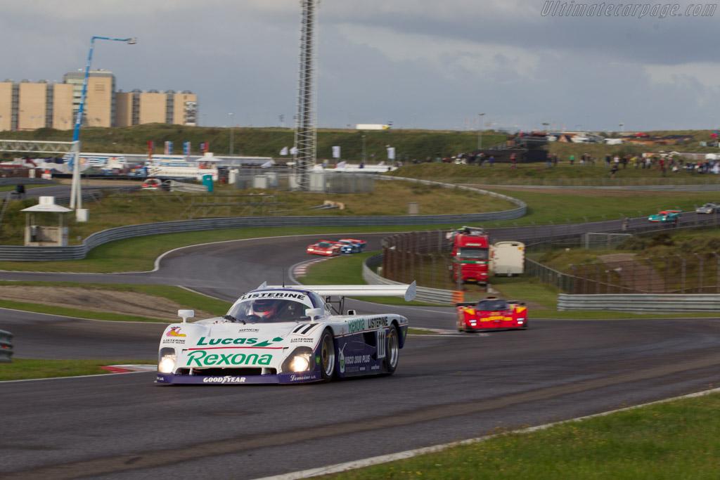Spice SE88C Cosworth - Chassis: SE88C-003 - Driver: Mike Donovan  - 2014 Historic Grand Prix Zandvoort