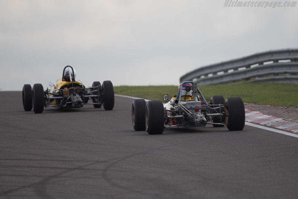 Tecno F3  - Driver: Michel Renevand  - 2014 Historic Grand Prix Zandvoort