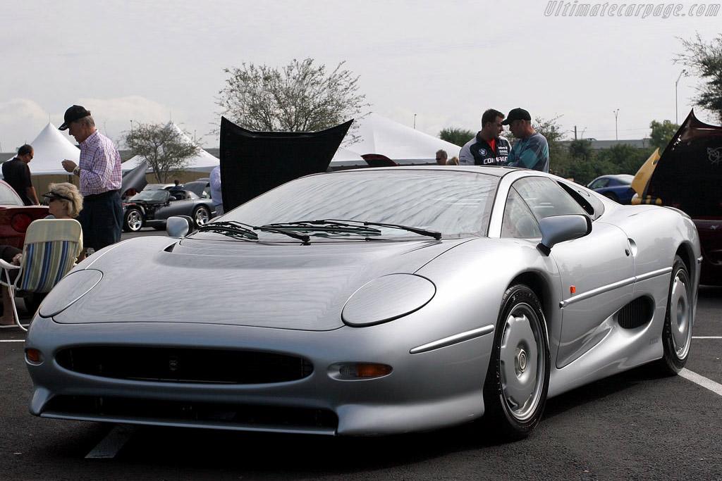 Jaguar XJ 220    - 2008 Cavallino Classic
