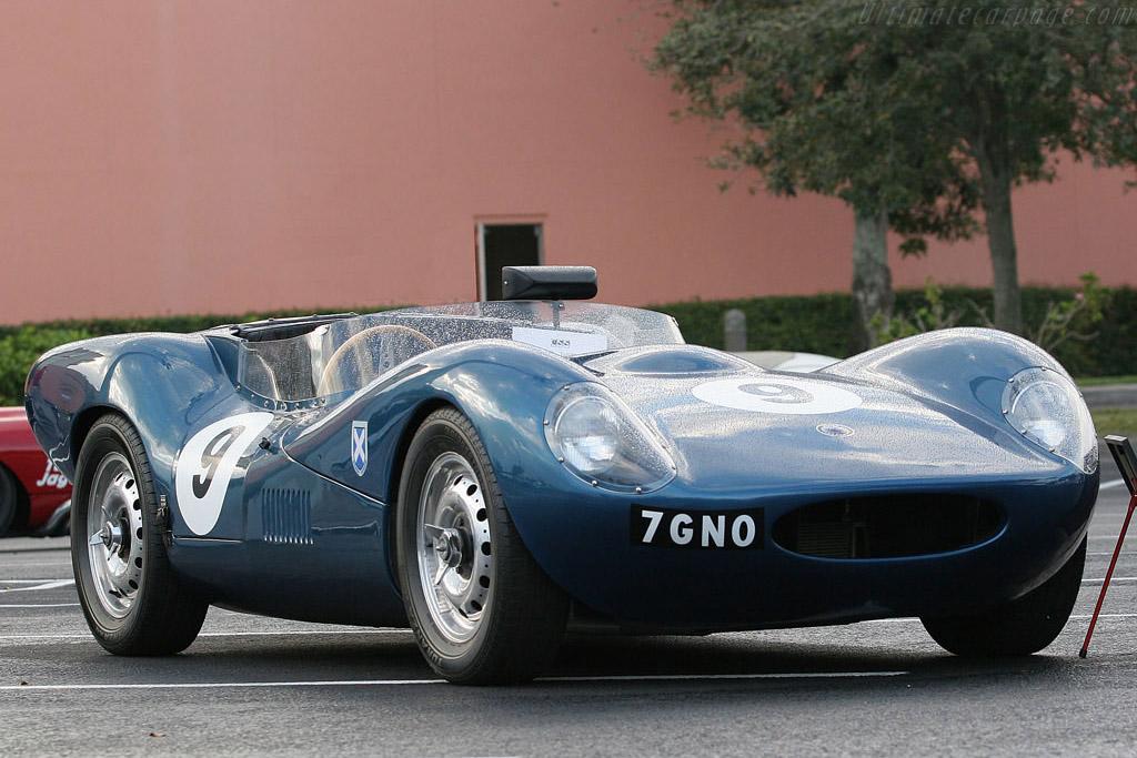 Tojeiro Jaguar    - 2008 Cavallino Classic