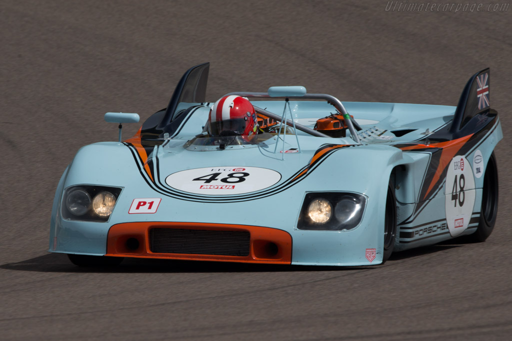 Porsche 908 3 Chassis 908 03 001 Driver Peter