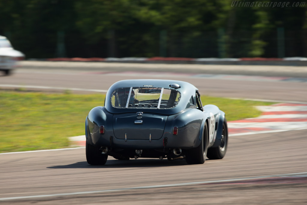 AC Shelby Cobra - Chassis: CSX2049 - Driver: David Hart  - 2014 Grand Prix de l'Age d'Or