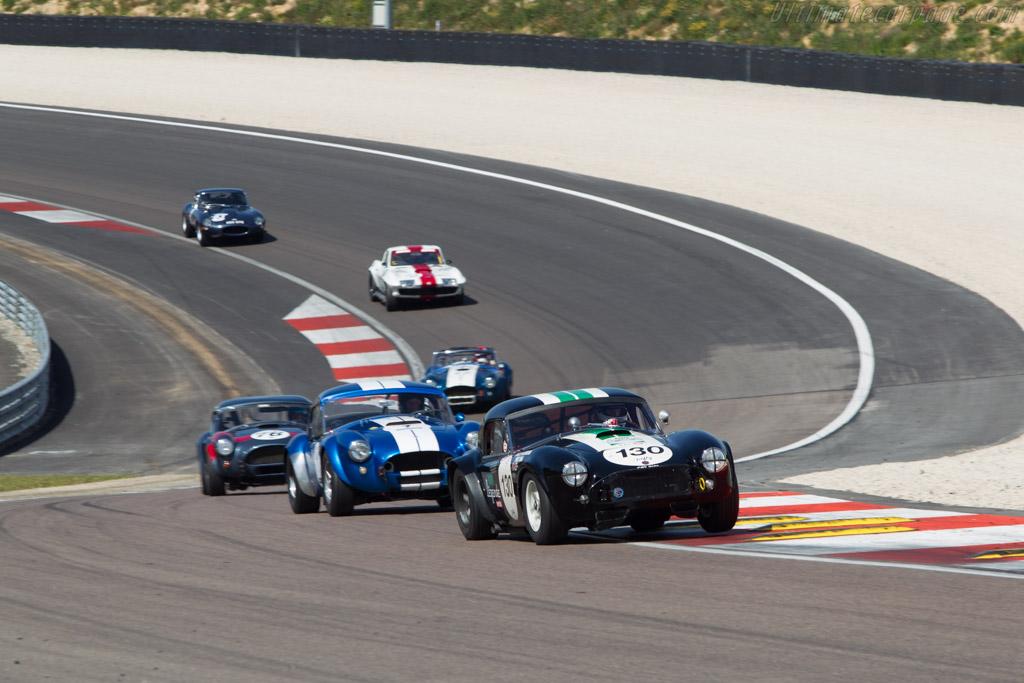 AC Shelby Cobra - Chassis: CSX2127 - Driver: Ludovic Caron  - 2014 Grand Prix de l'Age d'Or