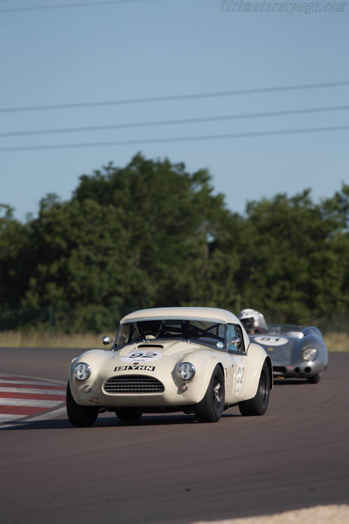 AC Shelby Cobra - Chassis: COB6008 - Driver: Tim Summers / Mark Donaldson  - 2014 Grand Prix de l'Age d'Or