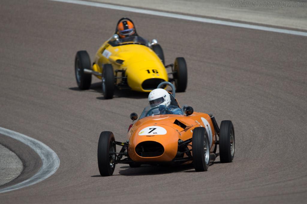 Alexis HF1 - Chassis: 1 - Driver: Duncan Rabagliati  - 2014 Grand Prix de l'Age d'Or