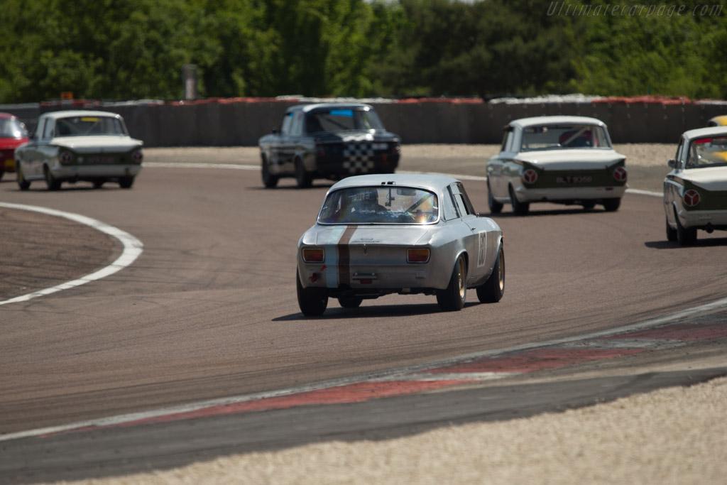 Alfa Romeo Giulia Sprint GTA - Chassis: AR613329 - Driver: Daniela Ellerbrock / Olivier Ellerbrock  - 2014 Grand Prix de l'Age d'Or