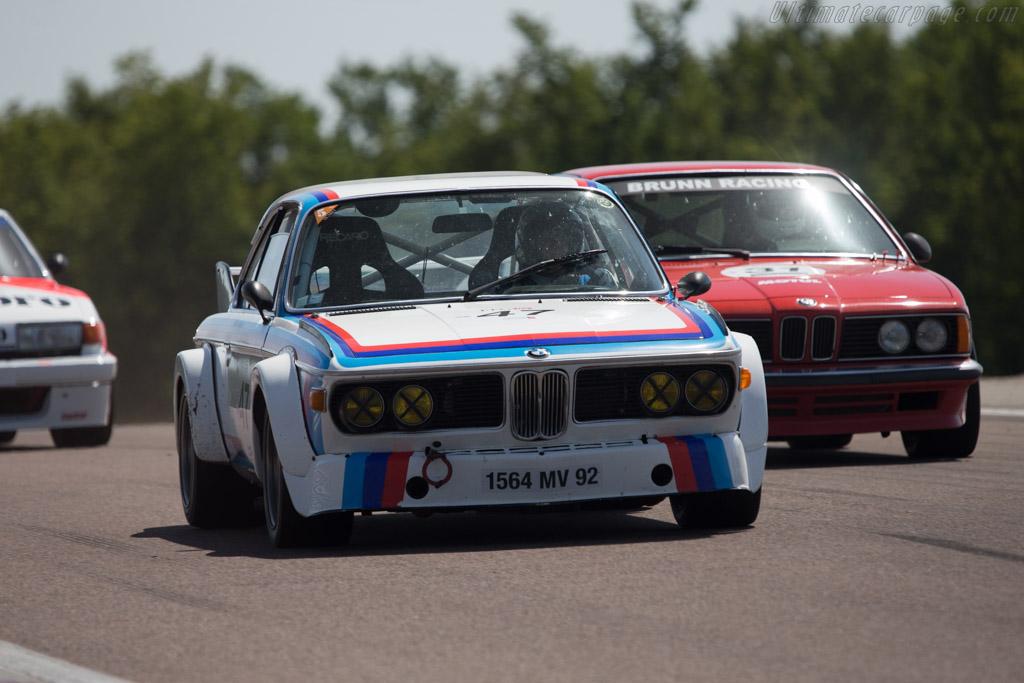 Bmw 3.0 Csl >> BMW 3.0 CSL - Chassis: 2200093 - Driver: Laurent Thimonier - 2014 Grand Prix de l'Age d'Or