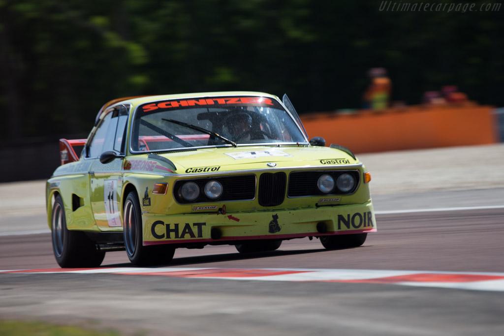 BMW 3.0 CSL - Chassis: 2211373 - Driver: Dieter Roschmann - 2014 Grand Prix de l'Age d'Or