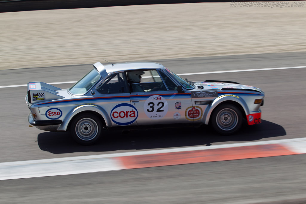 Car And Driver >> BMW 3.0 CSL - Chassis: 2275454 - Driver: Amaury Latham / Christian Baud - 2014 Grand Prix de l ...