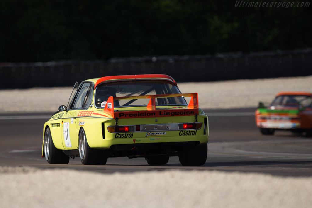 Bmw 3 0 Csl >> BMW 3.0 CSL - Chassis: 2211373 - Driver: Dieter Roschmann - 2014 Grand Prix de l'Age d'Or