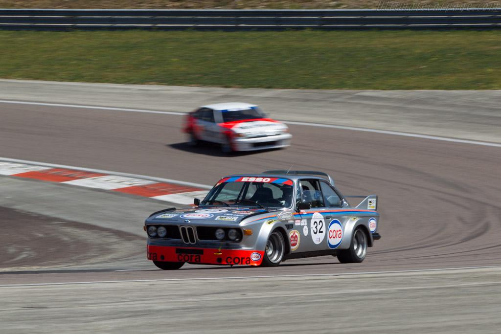 BMW 3.0 CSL - Chassis: 2275454 - Driver: Amaury Latham / Christian Baud  - 2014 Grand Prix de l'Age d'Or