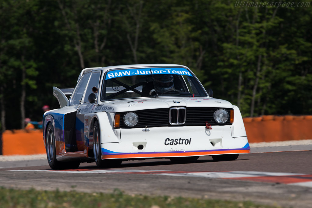 BMW 320i Group 5  - Driver: Charles Veillard  - 2014 Grand Prix de l'Age d'Or