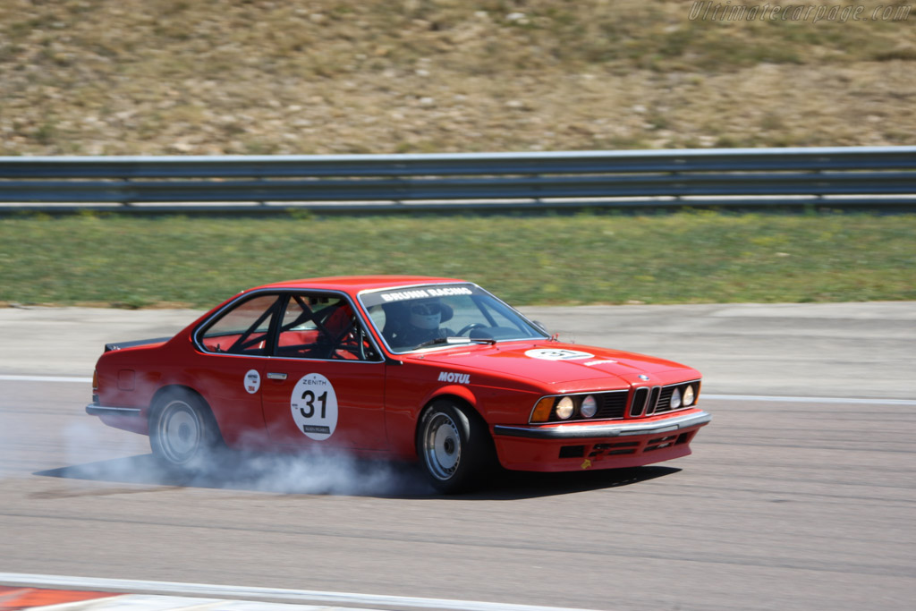BMW 635 CSi - Chassis: E24 RA1-30 - Driver: Philipp Brunn / Siegfried Brunn  - 2014 Grand Prix de l'Age d'Or