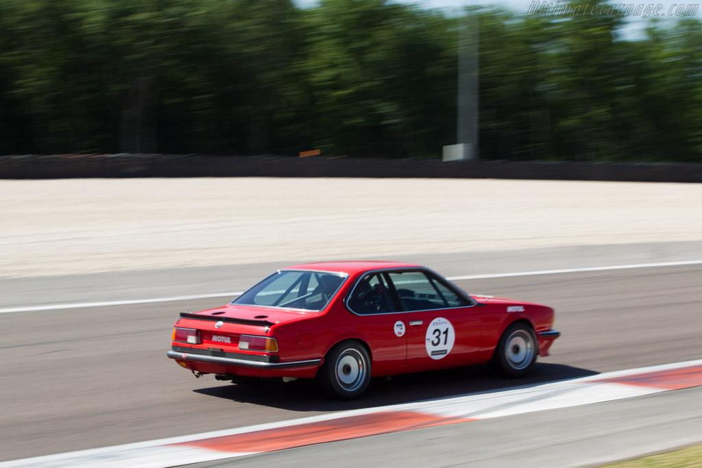 BMW 635 CSi - Chassis: E24 RA1-30 - Driver: Philipp Brunn / Siegfried Brunn  - 2014 Grand Prix de l'Age d'Or