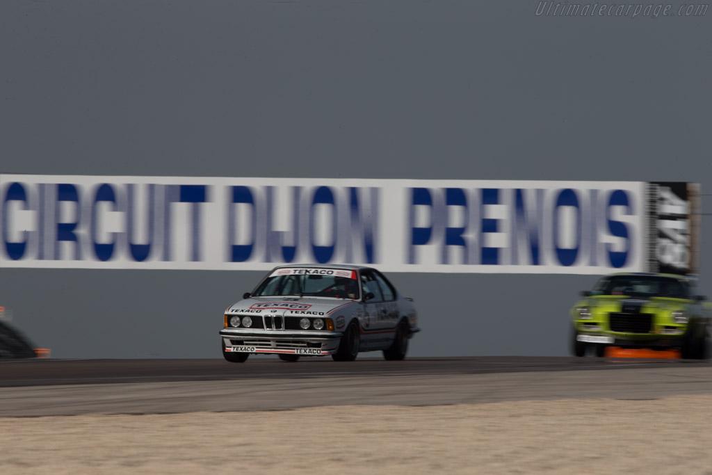 BMW 635 CSi - Chassis: E24 RA1-04 - Driver: Jean-Marc Merlin  - 2014 Grand Prix de l'Age d'Or