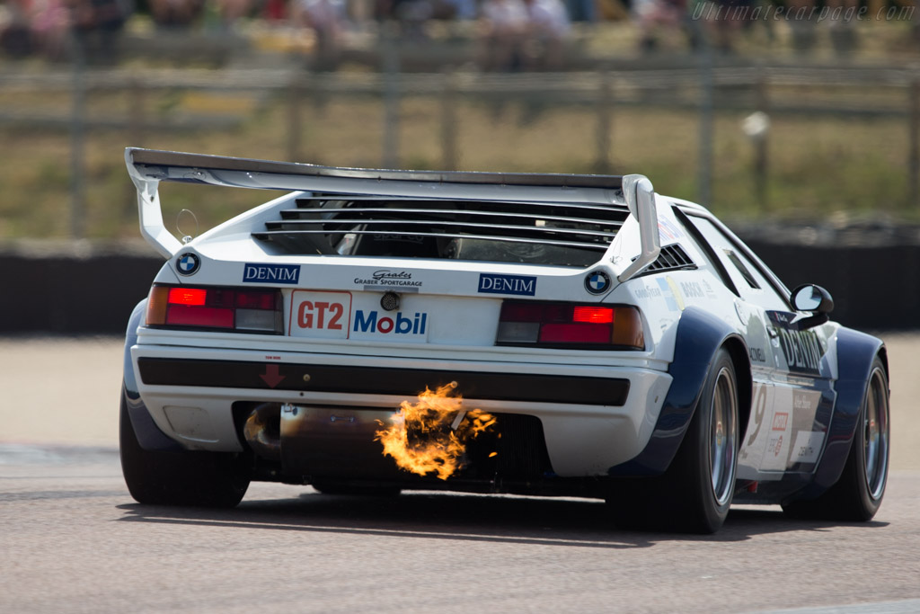 BMW M1 Group 4 - Chassis: 4301040 - Driver: Robert Boos / Pascal Goury  - 2014 Grand Prix de l'Age d'Or