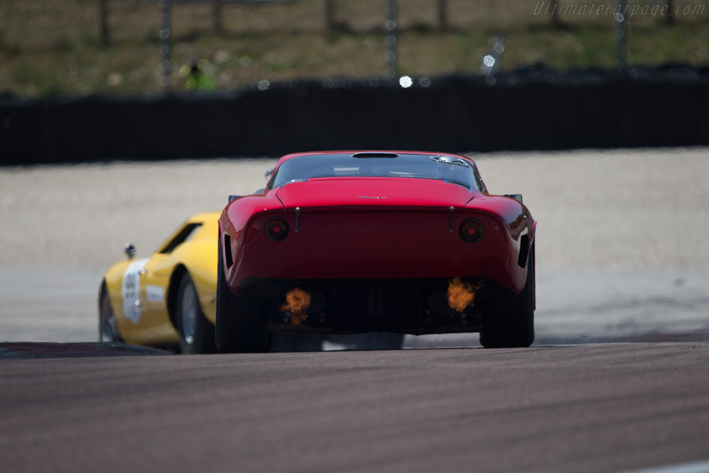 Bizzarrini 5300GT - Chassis: IA3 0245 - Driver: Michael Erlich  - 2014 Grand Prix de l'Age d'Or