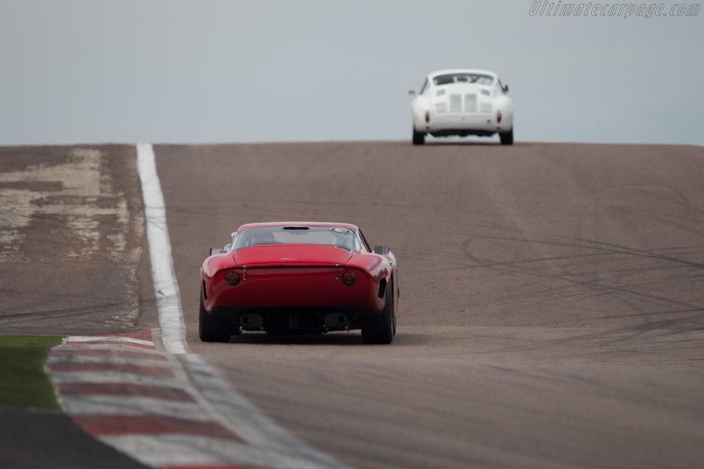 Bizzarrini 5300GT - Chassis: IA3 0245 - Driver: Michael Erlich  - 2014 Grand Prix de l'Age d'Or
