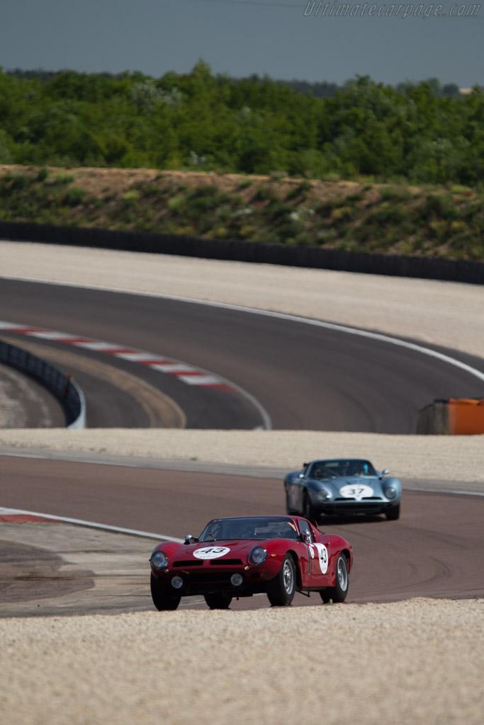 Bizzarrini 5300GT Corsa - Chassis: BA4 0106R - Driver: Georg Nolte  - 2014 Grand Prix de l'Age d'Or