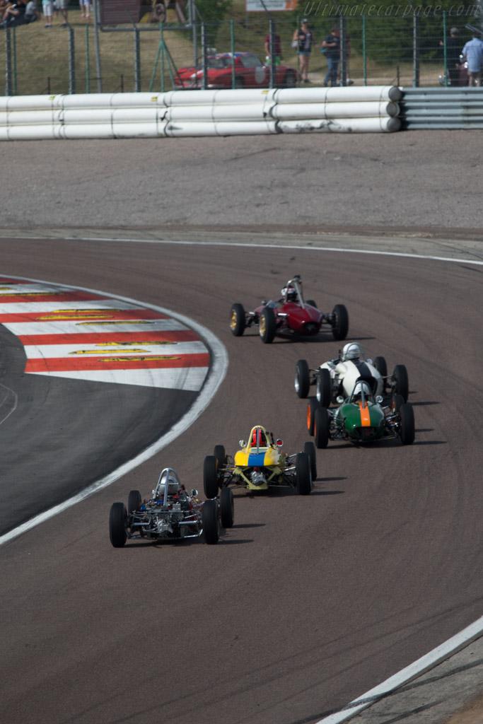 Branca FJ  - Driver: Bruno Ferrari  - 2014 Grand Prix de l'Age d'Or