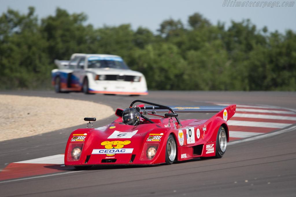Cheetah G601 - Chassis: G601-1 - Driver: Stefan Rehkopf  - 2014 Grand Prix de l'Age d'Or