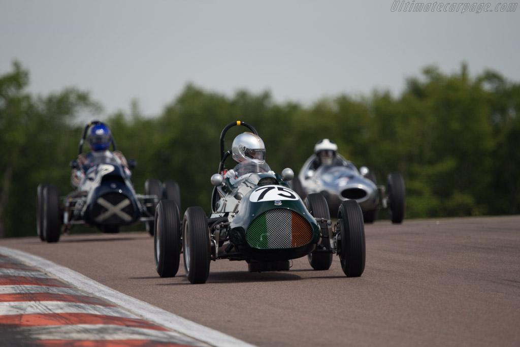 Cooper T20 Bristol - Chassis: CB-8-52 - Driver: Niamh Wood  - 2014 Grand Prix de l'Age d'Or