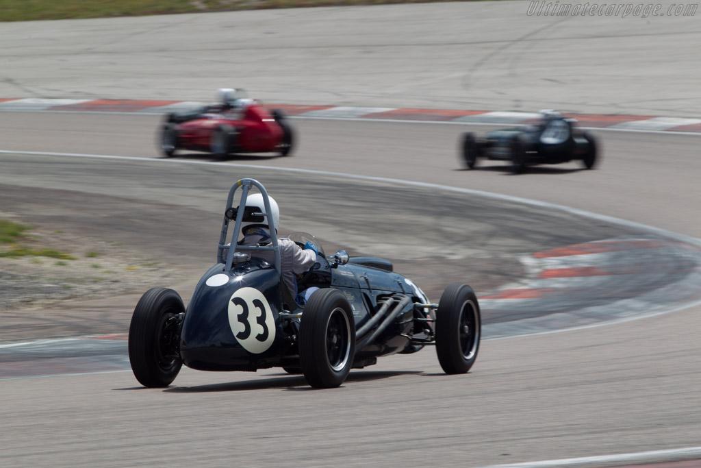 Cooper T23 Bristol - Chassis: Mk2-9-53 - Driver: Guy Plante  - 2014 Grand Prix de l'Age d'Or