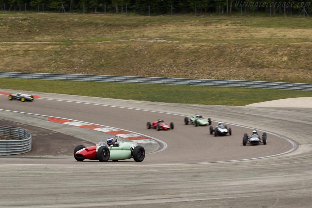 Cooper T51 Climax - Chassis: F2-1-59 - Driver: Miles Griffiths  - 2014 Grand Prix de l'Age d'Or