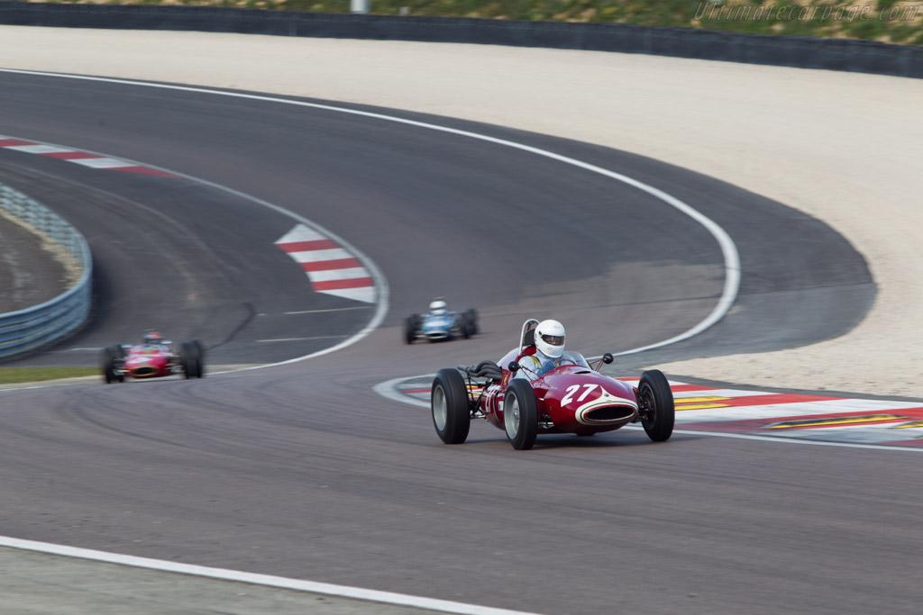 Cooper T51 Maserati - Chassis: F2-16-59 - Driver: Chris Wilson  - 2014 Grand Prix de l'Age d'Or