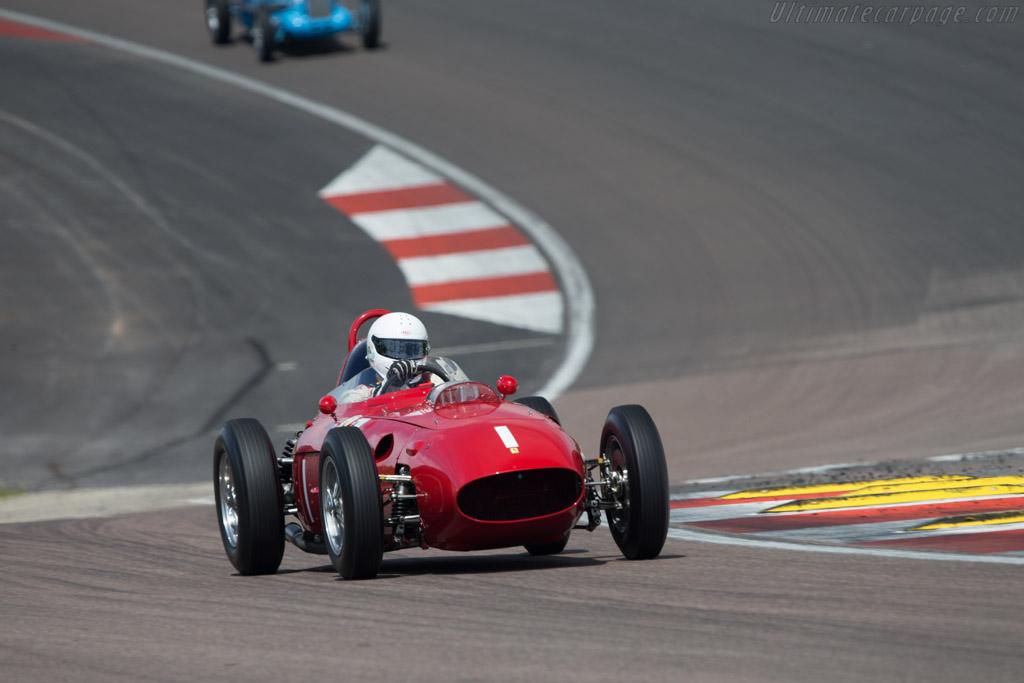 Ferrari 246 Dino F1 - Chassis: 0007 - Driver: Tony Smith  - 2014 Grand Prix de l'Age d'Or
