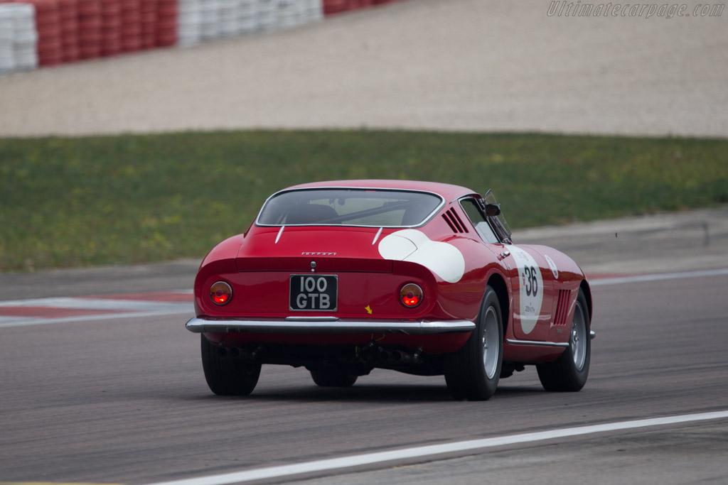 Ferrari 275 GTB/C - Chassis: 09041 - Driver: Ivor Dunbar / Mike Humphreys  - 2014 Grand Prix de l'Age d'Or