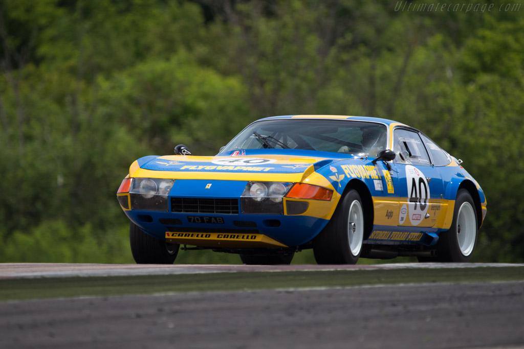 Ferrari 365 GTB/4 Daytona Group IV - Chassis: 13219 - Driver: Tim Summers  - 2014 Grand Prix de l'Age d'Or