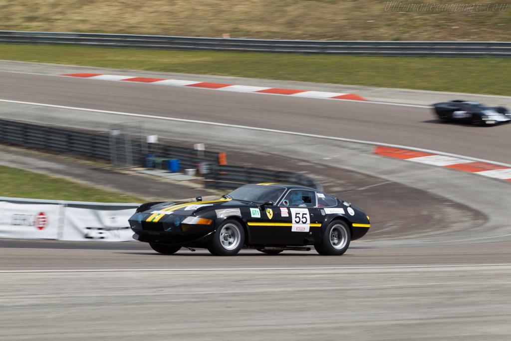 Ferrari 365 GTB/4 Daytona Group IV - Chassis: 13715 - Driver: Amaury Latham / Christian Baud  - 2014 Grand Prix de l'Age d'Or