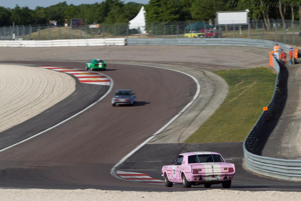 Ford Mustang - Chassis: F07C203185 - Driver: Pierre Modas / Frederic Bourchon  - 2014 Grand Prix de l'Age d'Or