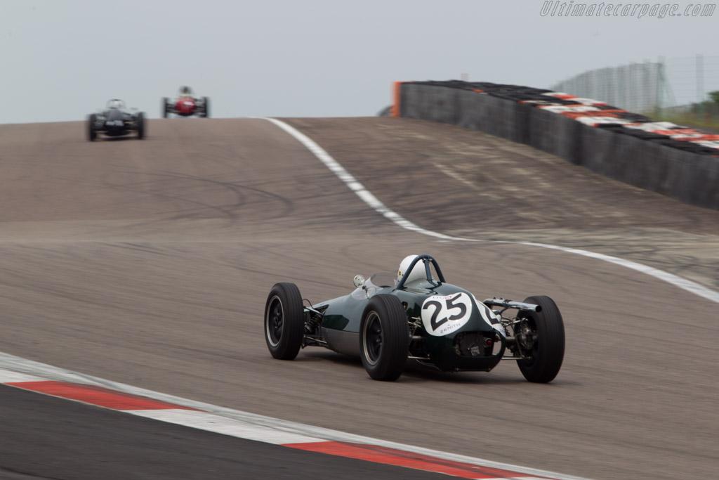 Gilby F1 Climax - Chassis: 1 - Driver: Francesco de Baldanza  - 2014 Grand Prix de l'Age d'Or
