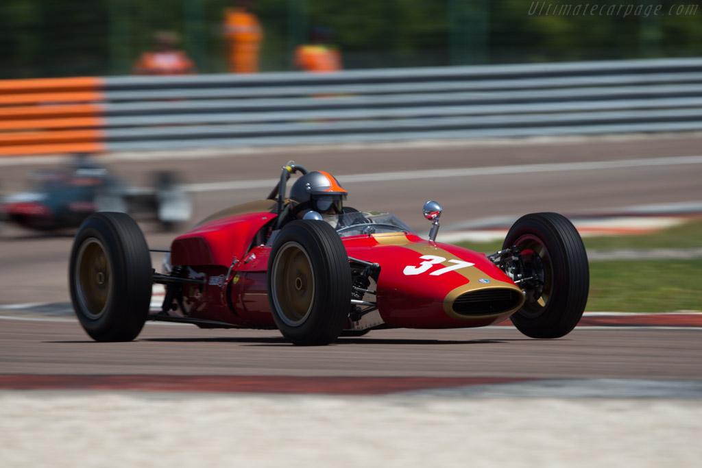 Heron F1 Alfa Romeo - Chassis: 1 - Driver: Eddy Perk  - 2014 Grand Prix de l'Age d'Or