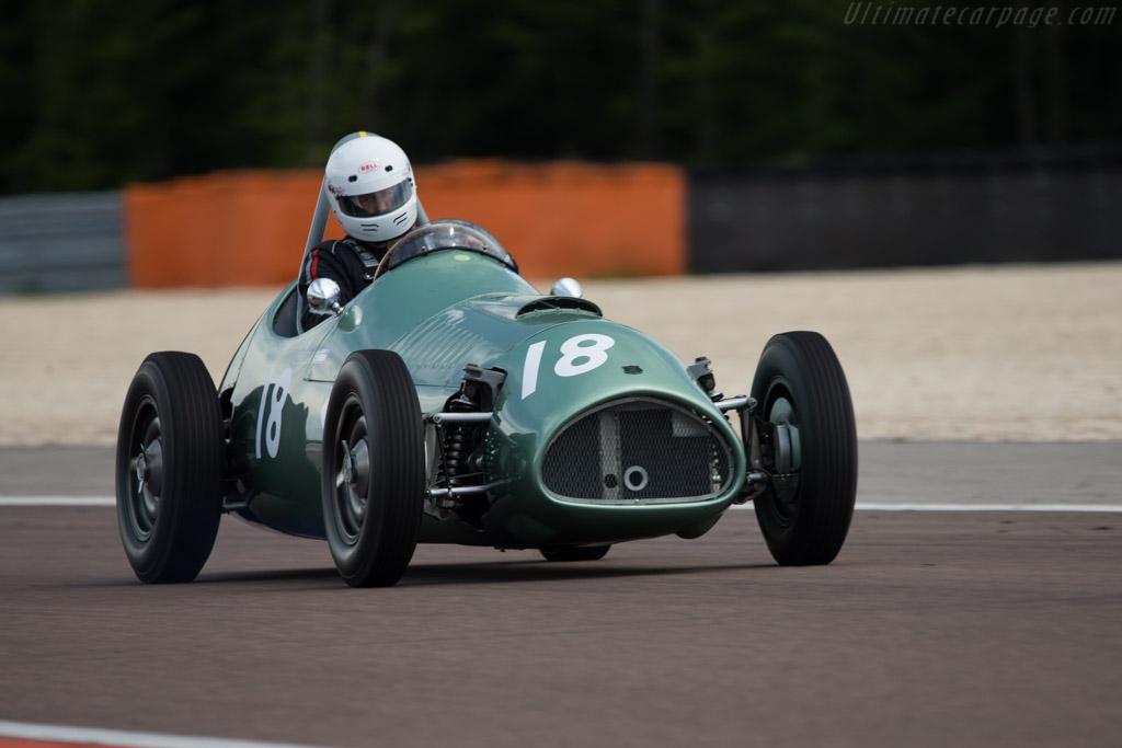 Kieft GP  - Driver: Nigel Batchelor  - 2014 Grand Prix de l'Age d'Or