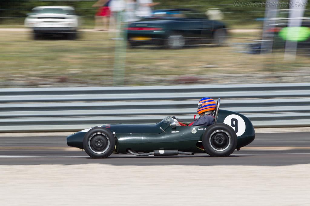 Lola Mk2  - Driver: Bob Birrell  - 2014 Grand Prix de l'Age d'Or