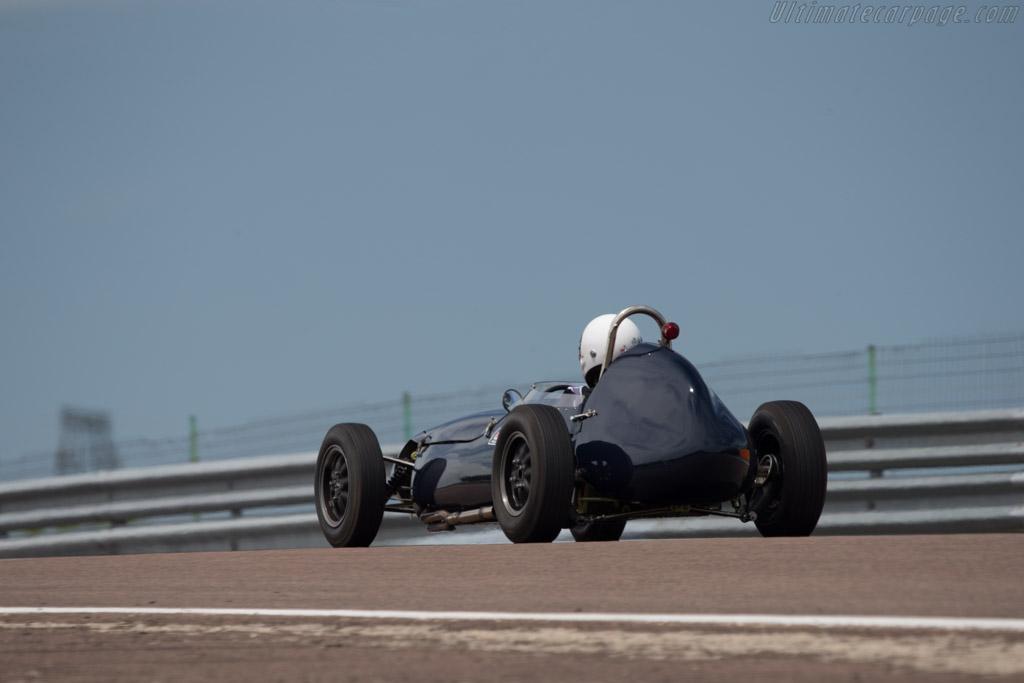 Lola Mk2 - Chassis: BRJ-3 - Driver: Robin Longdon  - 2014 Grand Prix de l'Age d'Or