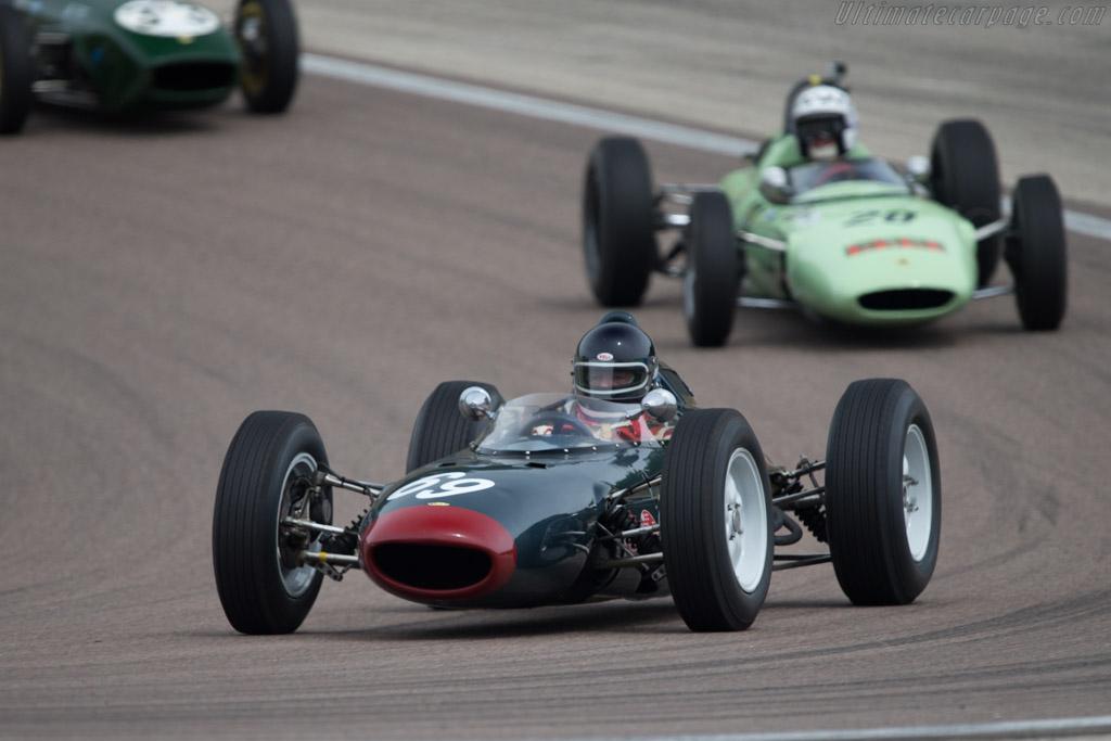 Lola Mk4 Climax - Chassis: BRGP42 - Driver: Mr. John of B  - 2014 Grand Prix de l'Age d'Or