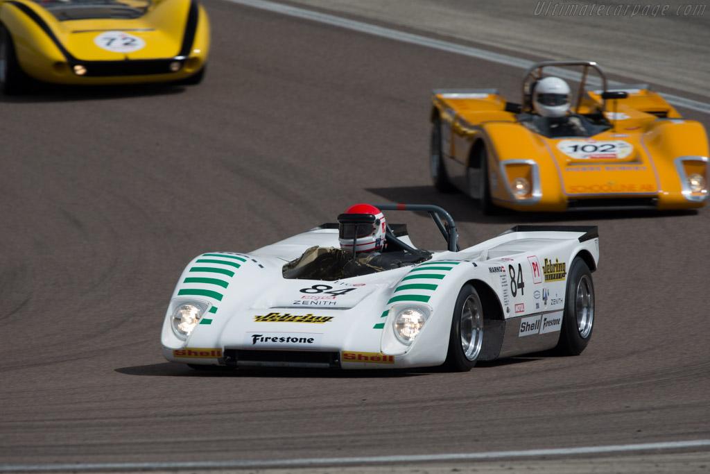 Lola T212 - Chassis: HU23 - Driver: Serge Kriknoff / Marc de Siebenthal  - 2014 Grand Prix de l'Age d'Or