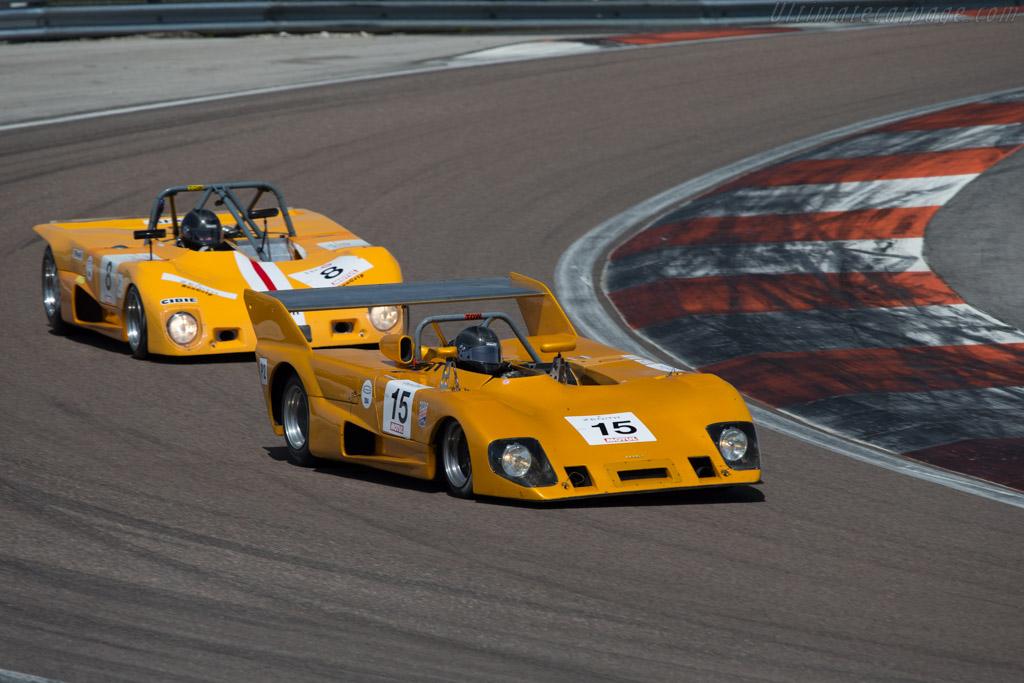 Lola T290/4 FVC - Chassis: HU23 - Driver: Michael Baudoin  - 2014 Grand Prix de l'Age d'Or