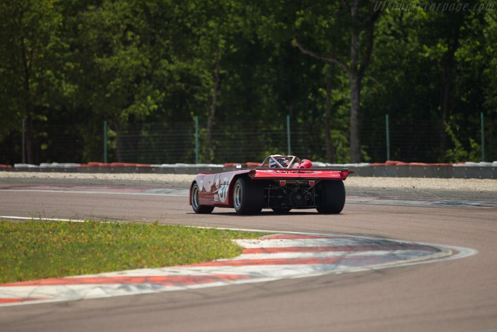Lola T290 - Chassis: HU34 - Driver: Nanni Galli  - 2014 Grand Prix de l'Age d'Or