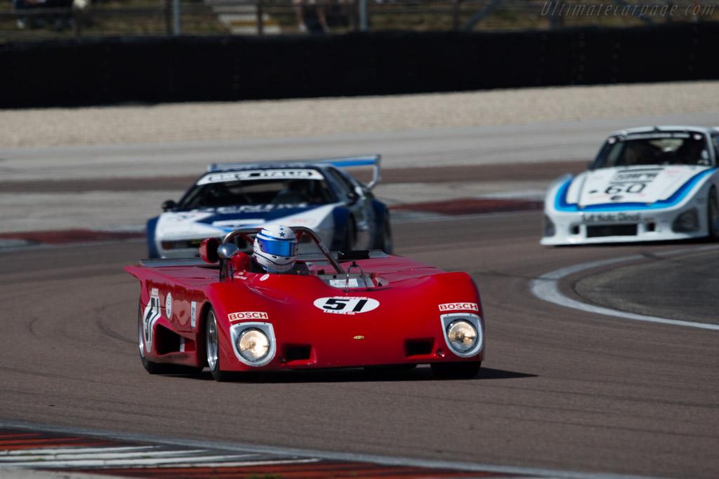 Lola T290 - Chassis: HU34 - Driver: Gianluca Rattazzi  - 2014 Grand Prix de l'Age d'Or