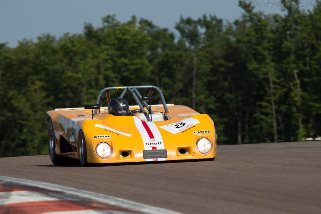 Lola T290 DFV - Chassis: 1LS593 - Driver: Philippe Scemama  - 2014 Grand Prix de l'Age d'Or