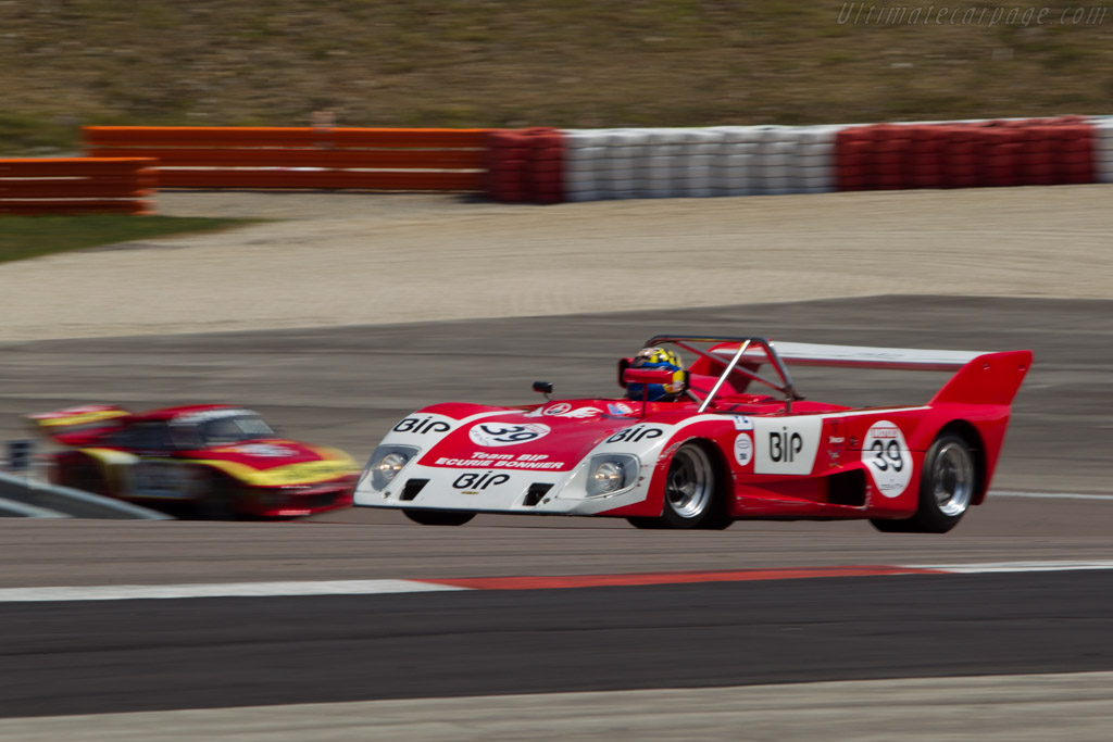 Lola T292 Cosworth - Chassis: HU64 - Driver: Louis Zurstrassen  - 2014 Grand Prix de l'Age d'Or