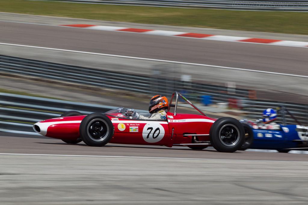 Lotus 22 - Chassis: 22-J-7 - Driver: Christian Traber - 2014 Grand Prix de l'Age d'Or