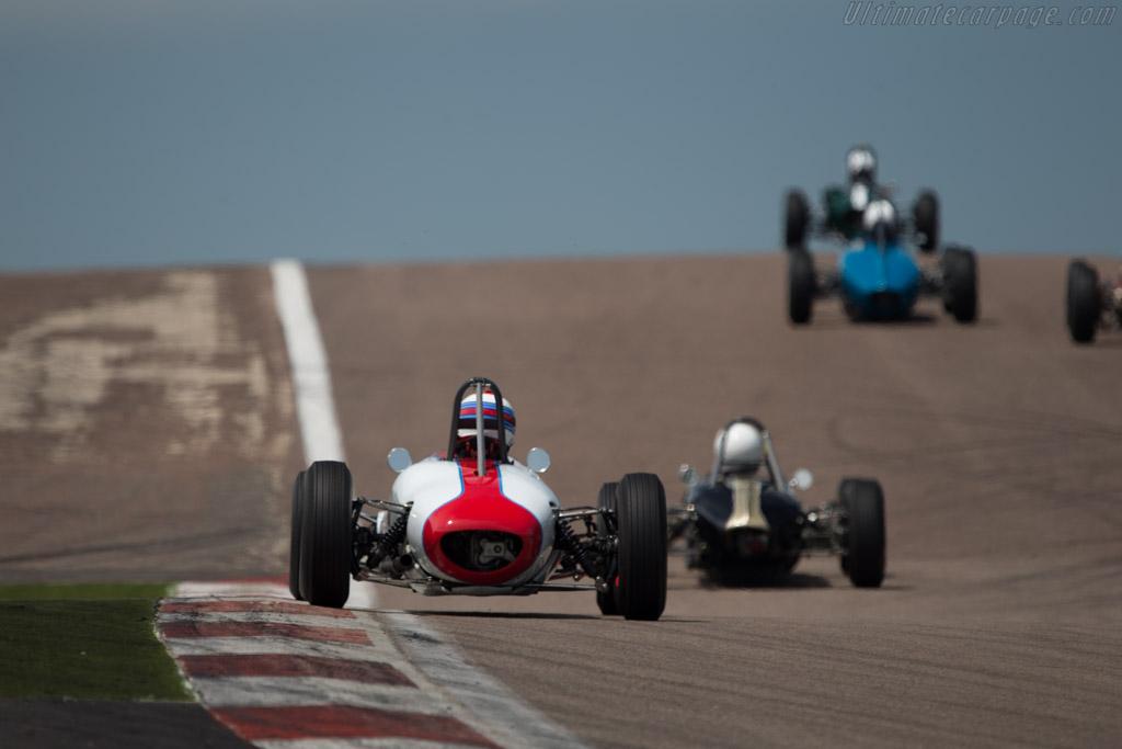 Lotus 22  - Driver: Manfredo Rossi di Montelara  - 2014 Grand Prix de l'Age d'Or