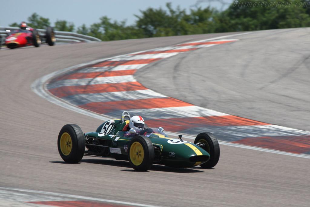 Lotus 24 Climax - Chassis: 950 - Driver: Peter Studer  - 2014 Grand Prix de l'Age d'Or